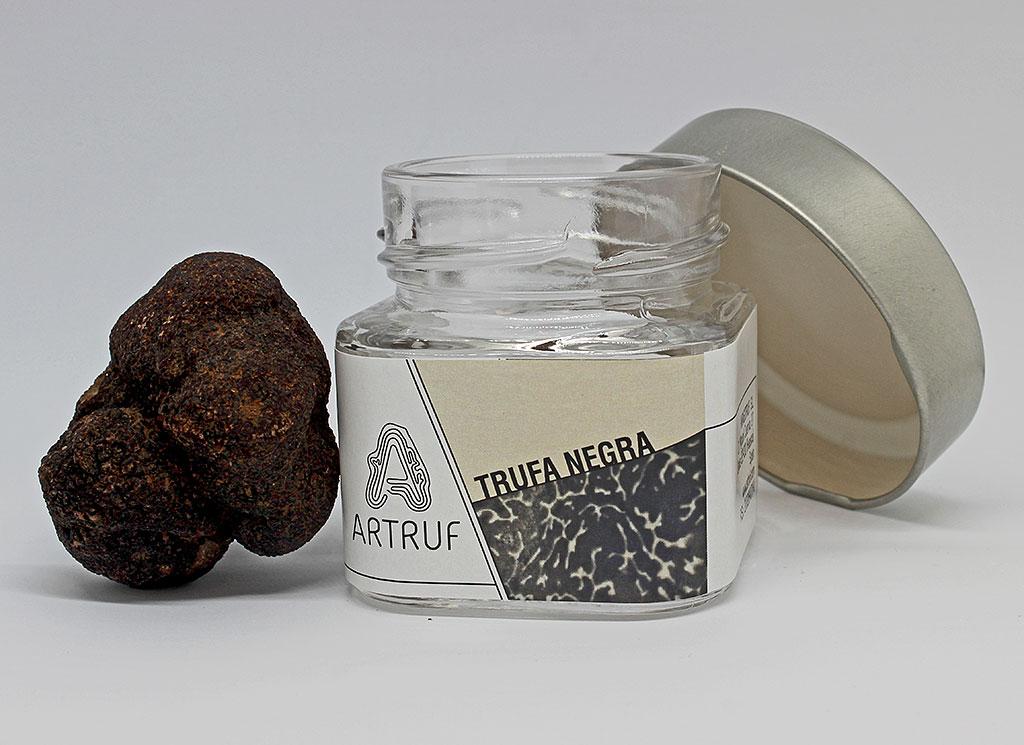 comprar trufa negra online fresca tuber melanosporum